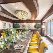 【挙式&会食】ホテル最上階プライベート空間でファミリー婚◆豪華試食×ドレス見学◆