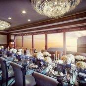【挙式&会食】ホテル最上階のプライベート空間で叶うファミリー婚