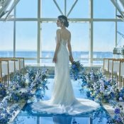 \◆ドレス重視の方へ◆/理想が叶う*憧れドレス試着&絶景チャペル