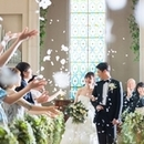 SW最終日【QUO1万円&挙式・前撮り衣装などSP特典付】広大なガーデン付★大聖堂体験
