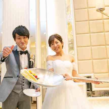 2021.5 挙式 かずまさん♥しおりさん