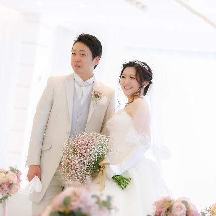 2021.2 挙式 Shunさん♥Sakiさん