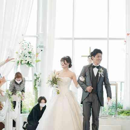 2021.7 挙式 Yさん♥Hさん