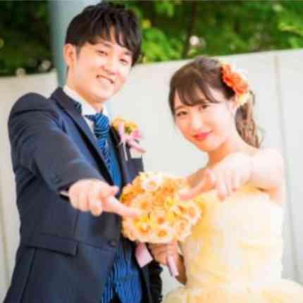 2021.5 挙式 裕二さん♥小百合さん