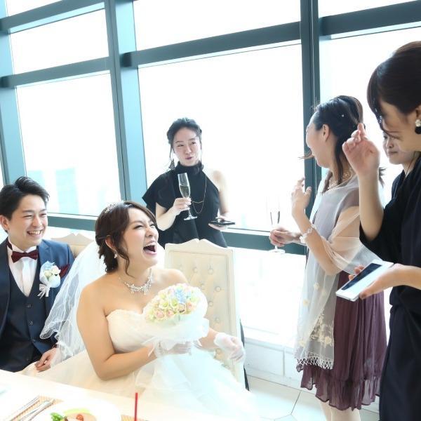 2018.2 挙式 Tomohiroさん♥Dawnさん