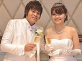 2015.10 挙式 一紀さん♥千尋さん