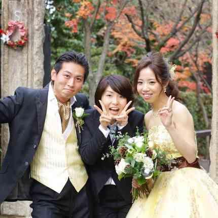 2018.12 挙式 hironoriさん♥hitomiさん
