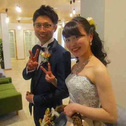 2019.4 挙式 shyheiさん♥mayuさん