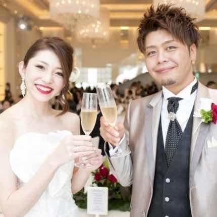2019.5 挙式 Rさん♥Hさん