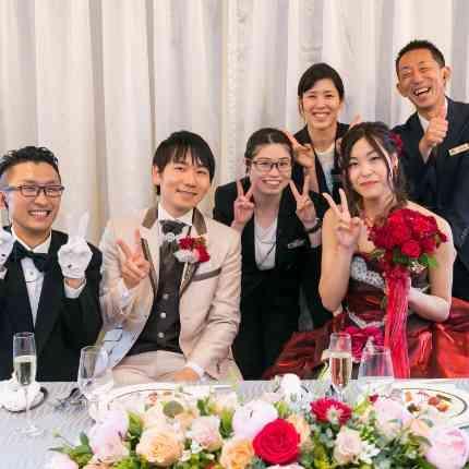 2019.6 挙式 Kさん♥Yさん