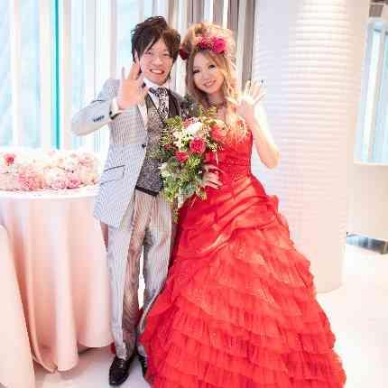 2019.10 挙式 Yさん♥Mさん