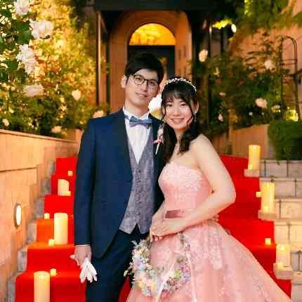 2021.5 挙式 Naotoさん♥Momokoさん
