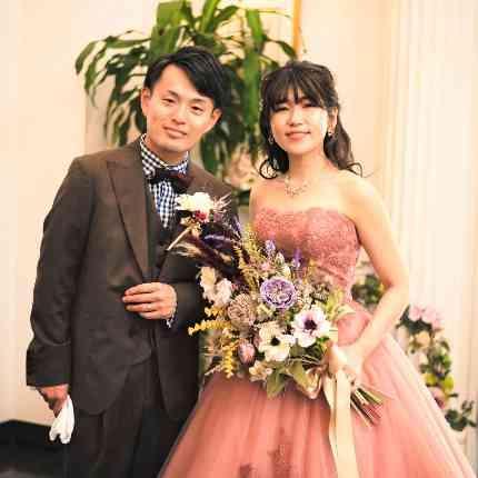 2021.5 挙式 純さん♥咲貴子さん